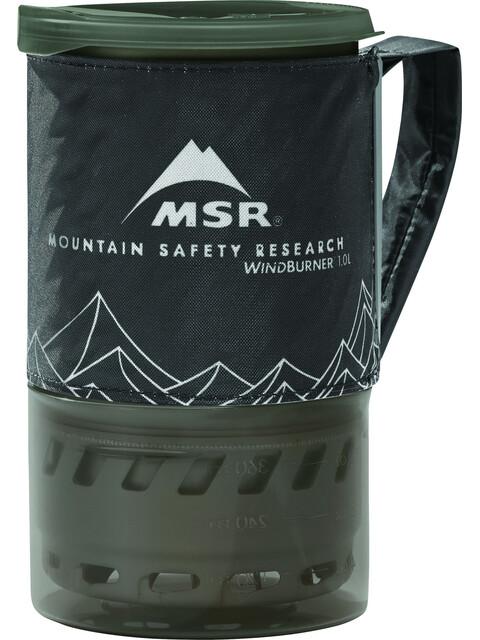 MSR WindBurner System 1l 3 lang sort